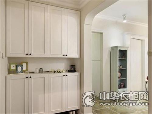 客厅玄关柜效果图欣赏 玄关柜设计应该从哪里开始?