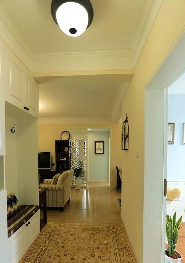 晒晒泉州刚装修的新家,内含装修清单,全屋石膏线比吊顶还美!
