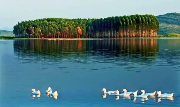 贝尔加湖畔 笛子简谱