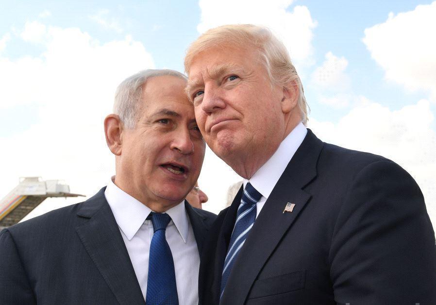 特朗普对伊朗发表声明