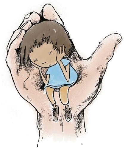 3岁小女孩哭着喊肚子痛, 父亲送她去医院检查, 医生偷偷报了警!