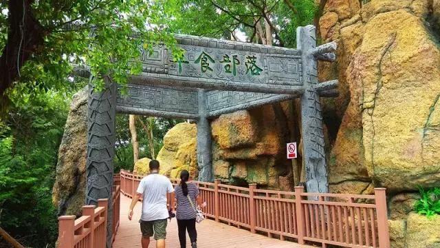 中山紫马岭动物园今年春节有好多珍稀动物睇
