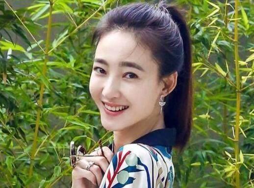 这五位女星扎马尾辫,杨颖清纯可爱,王丽坤和高圆圆美到爆!