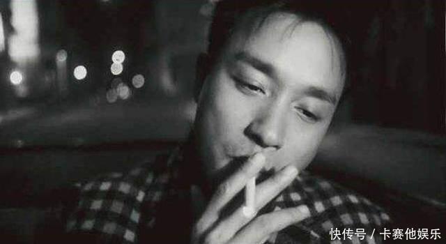 明星抽烟, 刘德华陈冠希痞气, 张国荣深邃, 多少人是谢霆锋这姿势