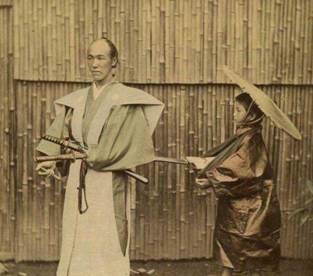骇人听闻的日本武士切腹史