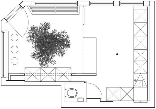 店铺结构图