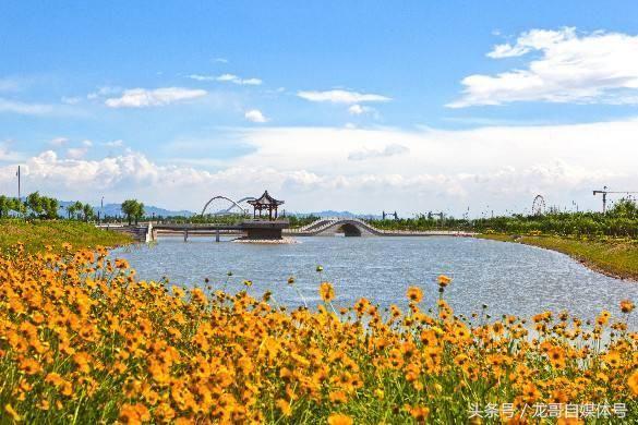 忻州风景:忻州市云中河景区