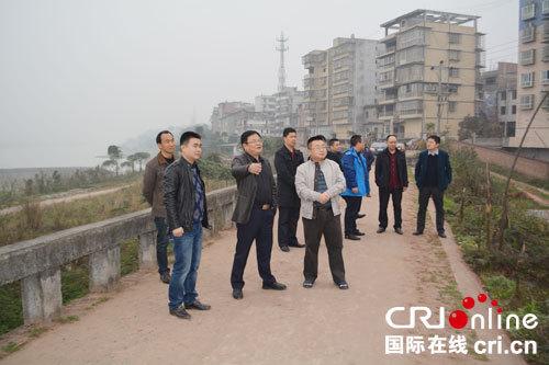 """宜宾:王邦兴到泥溪镇调研""""四好村""""创建工作"""