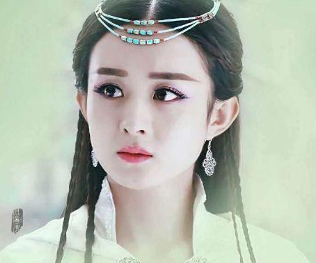 当红女星最美古装造型:杨幂郑爽美出新高度,只有她一直走下坡路
