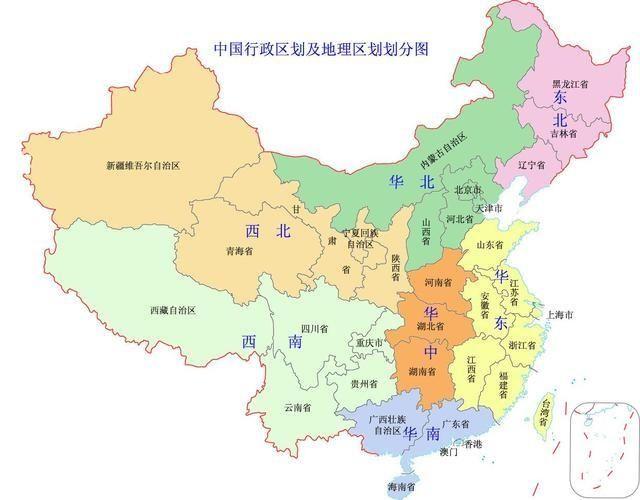 华中地区,简称华中,是中国七大地理分区之一,包括湖南省,湖北省以及