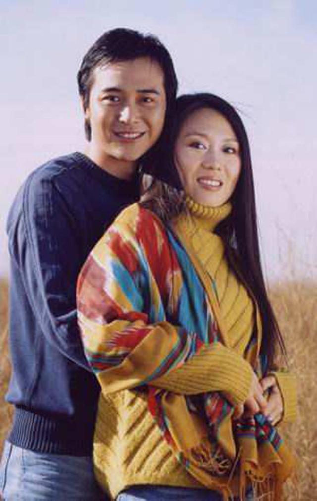 吴琼前老公_原来吴琼的老公就是他,也是演员,年纪相差15岁,看着像