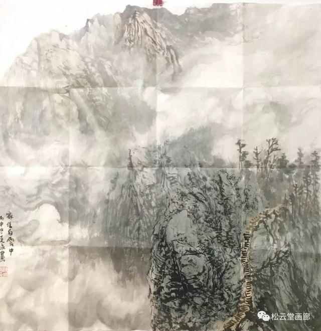 陈克永,李也青,荣铁,王法堂,王玉玺,王绿霞作品欣赏