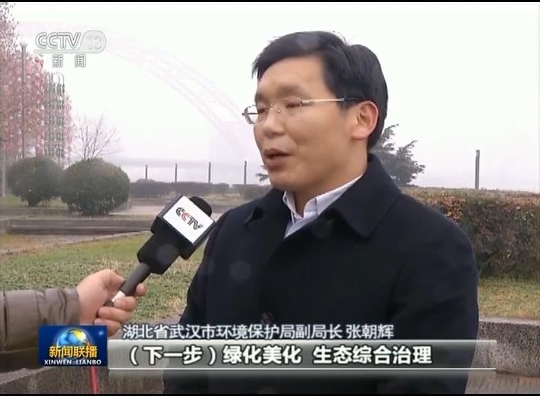 湖北省武汉市规环境保护局 副局长 张朝辉:(下一步)绿化美化,生态综合
