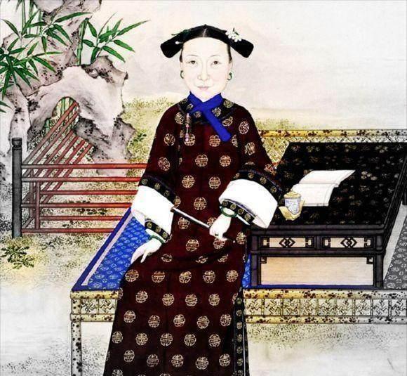 慈安太后年轻的照片_与孝贞显皇后两宫并尊,称圣母皇太后,上徽号慈禧;后联合慈安太后(即孝