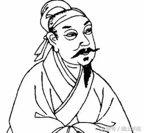 中国柱子简笔画手绘