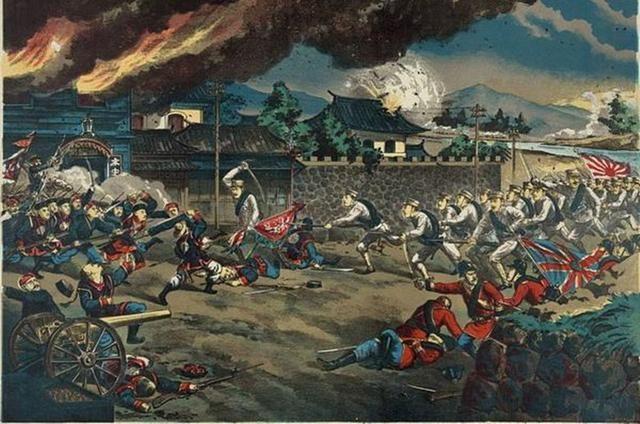 火烧圆明园还有悬案,法军扮演了什么角色,为何说英军最无耻?