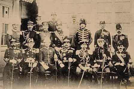 澳门表演八国联军_日军在八国联军前表演军纪:连抢掠都更有组织纪律