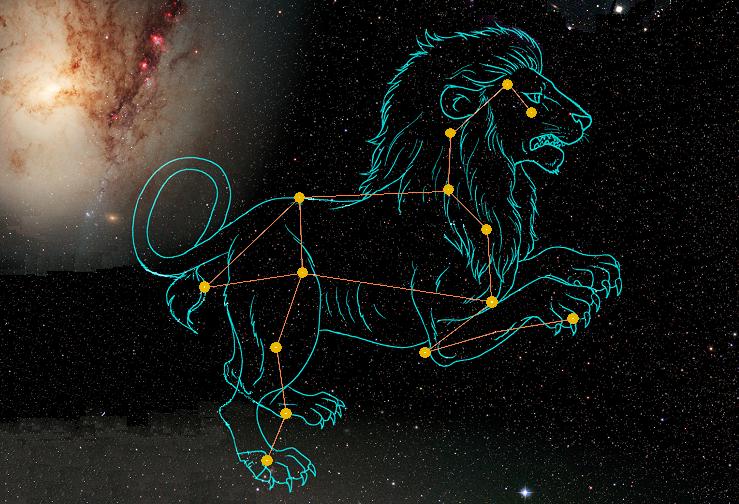 表现欲极强的狮子座需要别墅来控场天蝎座的主要性格是什么图片