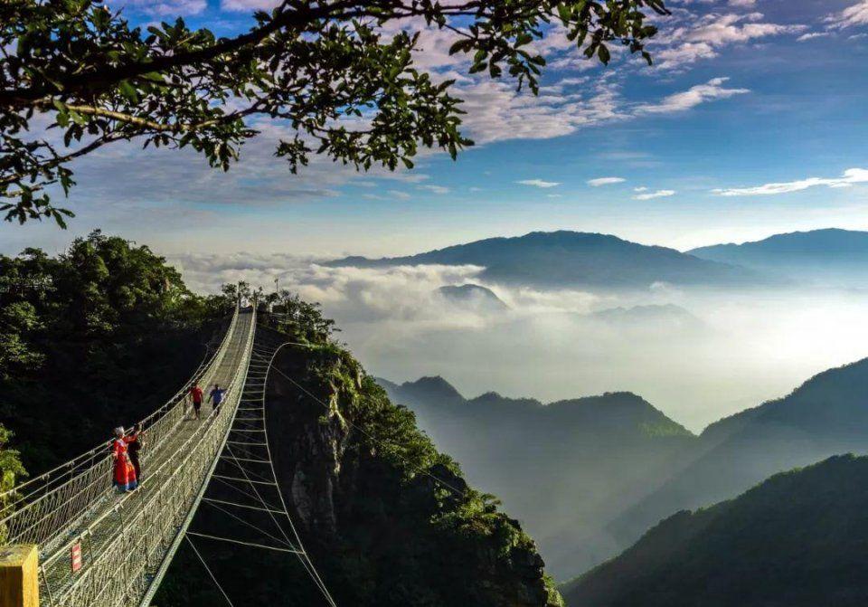 亲近自然·生态之旅(三日游) (三联峒景区) 湄江景区--资江旅游区