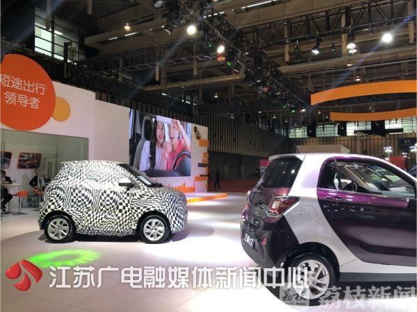 """新能源汽车大比拼 """"黑科技""""取代传统燃油车"""