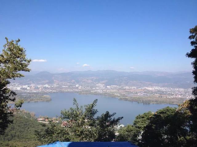 西昌庐山风景区图片