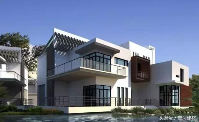 12套平屋頂農村自建房設計效果圖,打破傳統居住,你最愛哪一套?