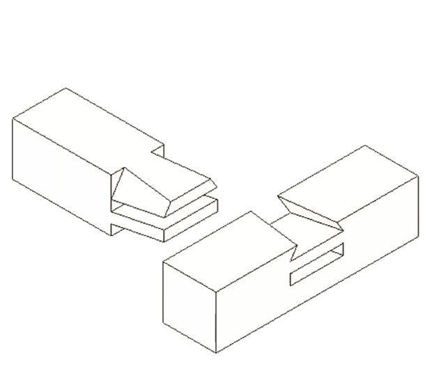木工學習手繪設計