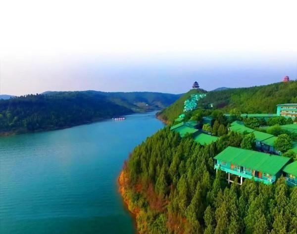 河南丹江大观苑--中原旅游避暑的天堂
