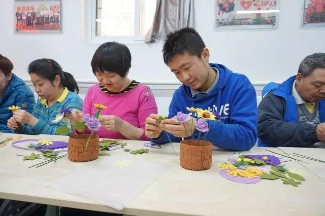 准确八角长度计算残疾人铜管花卉制作活动手工所根据和谐残联需举办怎样图纸图片