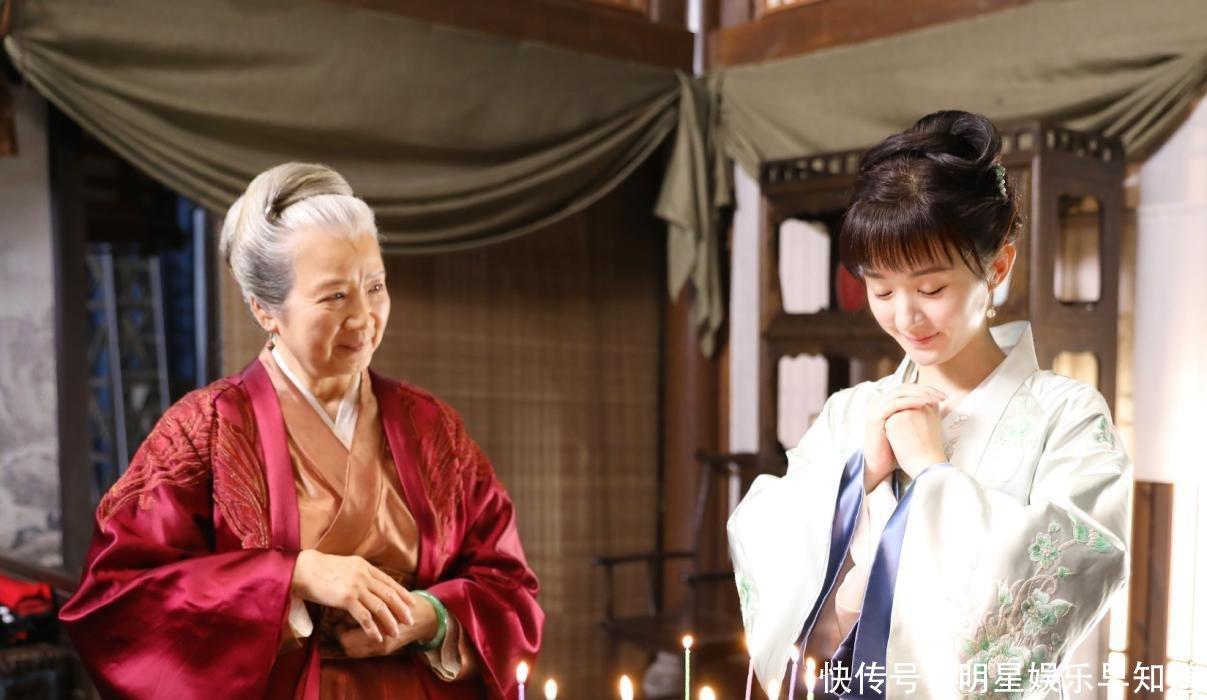 少父老妇电视_电视剧《知否》中,盛老太太是盛家祖母,主君盛紘的嫡母,但不是亲母.