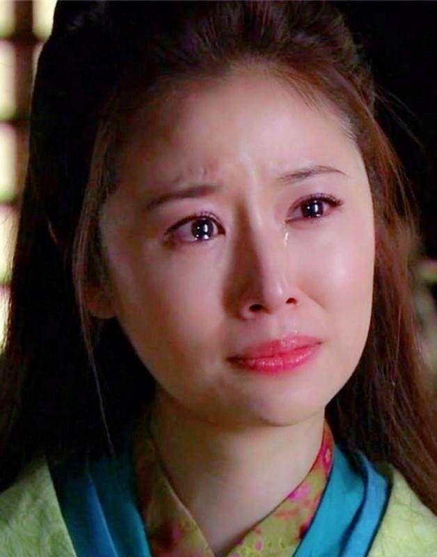 3,林心如的哭如此平静,没有撕心裂肺,没有过多的表情,正如她给观众留
