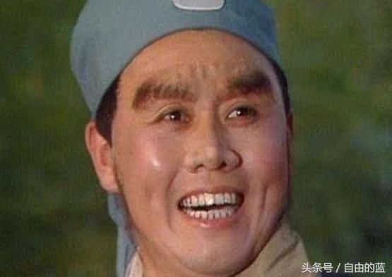 天蓬元帅他应该是本色出演,这表情太到位了,不愧是调戏了嫦娥的色狼图片