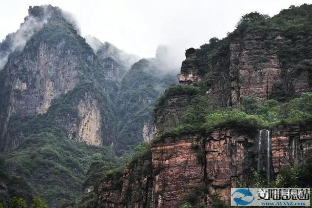 """林州天平山风景区""""春节""""期间免费了"""