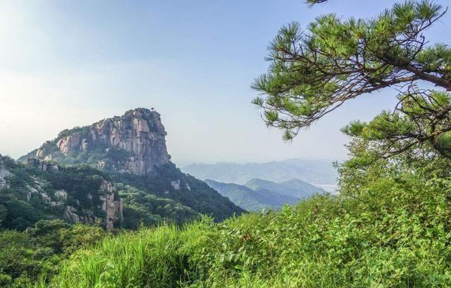 山东潍坊沂山风景区