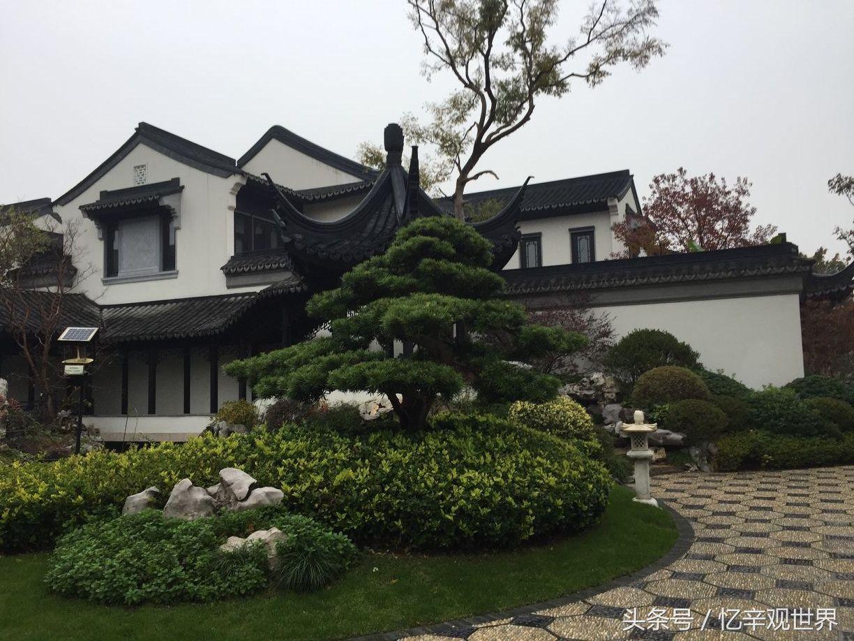 苏州最贵别墅苏式园林风格,比拙政园更漂亮,5长泰漳州别墅百万图片