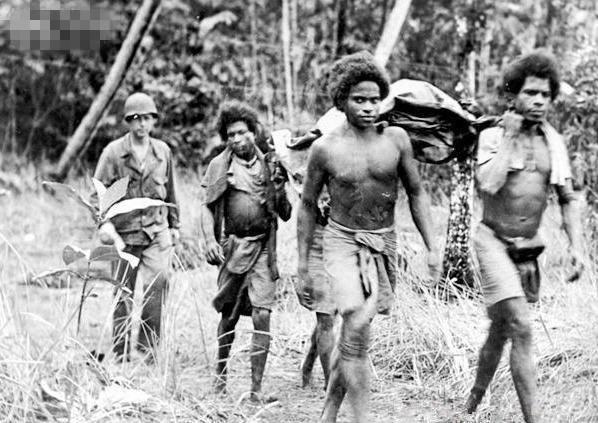二战美军俘虏1万日军女兵后这样做,很多岛上的人知道后都沸腾了