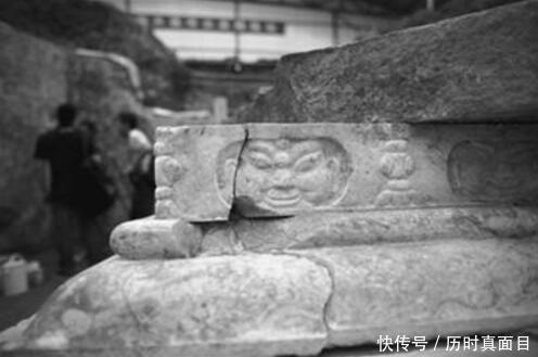 在北京的房山长沟镇,有一个叫做坟庄的地方.