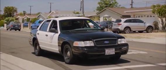 福特最著名的警车维多利亚皇冠车型曾经是美国警车的代表,非承载车身