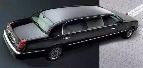 凯迪拉克古董加长车