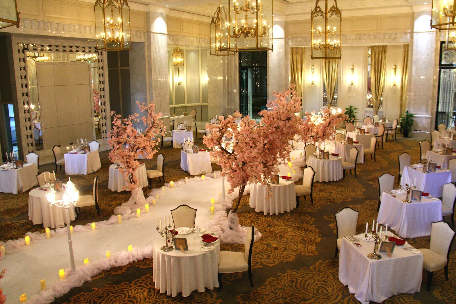 欧式宫廷晚宴图片