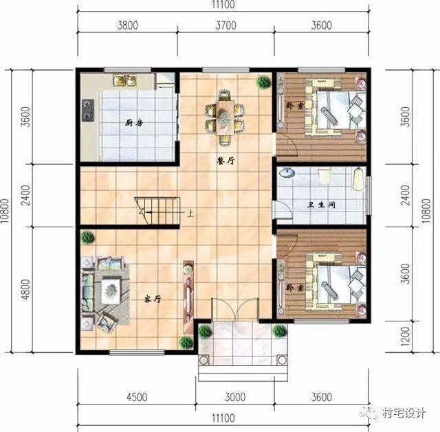 厨房设计图自建