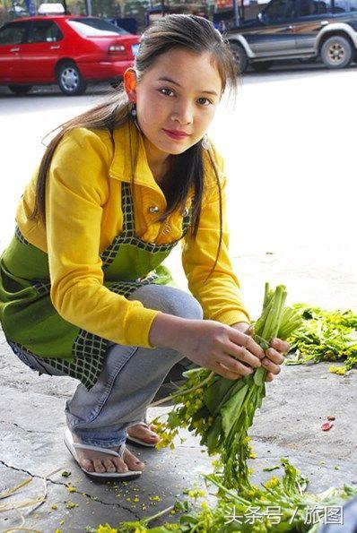 混血下缅甸:不仅模板特别多,处处都是美食小镜头介绍广东美食西安ppt美女图片