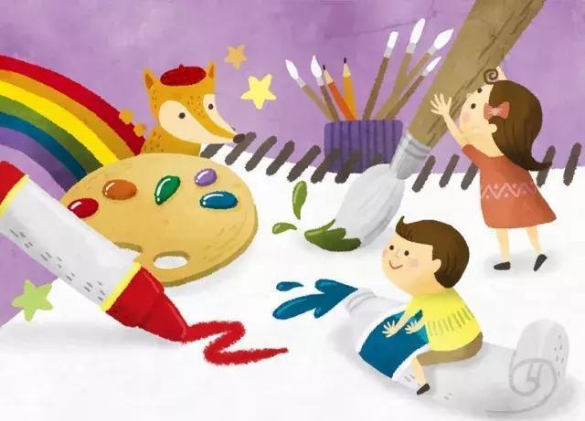 李芳妃:儿童美术别偏离了艺术教育的本质图片