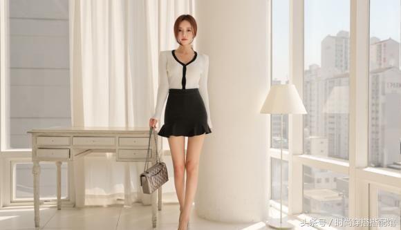 孙允珠,退出公主a公主海滩镶边针织超短裙,性感3如何黑色温暖魅力图片