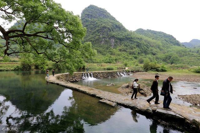 苍梧县龙岩名胜风景区 六堡镇生态旅游区 六堡镇生态旅游区