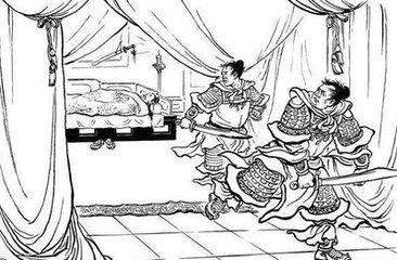 刘备当时与关羽,张飞二人结为兄弟,誓当匡扶汉室,扫除异党,在《三国