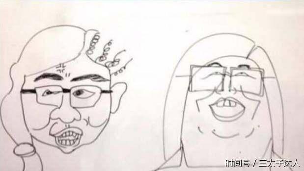 这些明星绘画好,张翰画画表白娜扎,baby的画卖18万?