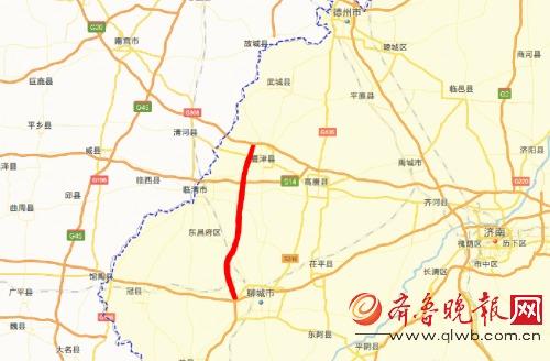 临邑安置区规划图