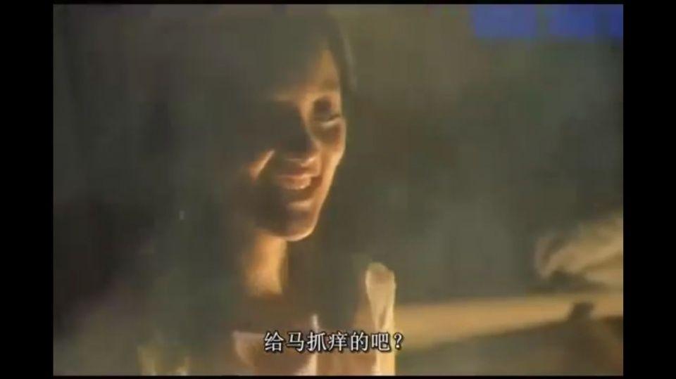 陈冲天浴电影_17岁时,李小璐出演了陈冲执导的电影《天浴》.
