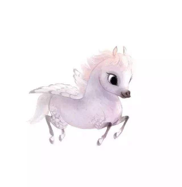 这些萌萌哒的小动物, 全部是用彩铅创作的, 动物之间细小的毛发在